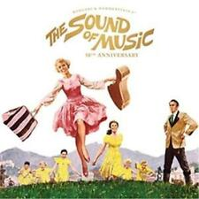 SOUND OF MUSIC 50TH ANNIVERSARY SOUNDTRACK CD NEW