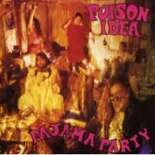 Poison Idea-pajama party CD neuf emballage d'origine