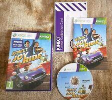 Kinect Joy Ride XBOX 360 Game UK PAL Version-UK Werbeantwort (Autorennen)