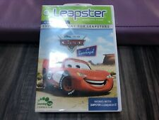 LeapFrog Leapster Disney Pixar's CARS SUPERCHARGED Learning Game Cartridge