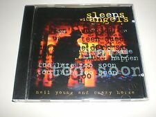 CD Neil Young & Crazy Horse - Sleeps With Angels - REPRISE 1994 VG+