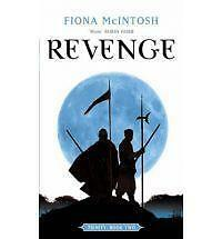 Revenge (Trinity Series), By Fiona McIntosh,in Used but Acceptable condition