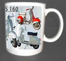 VESPA GS 160 SCOOTER COFFEE MUG. LIMITED EDITION.MODS *