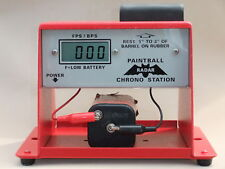 Paintball Radar Chrono Station - FPS & BPS FIELD CHRONOGRAPH!