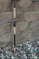 Musky Rod Muskie Pike Catfish Saltwater Fishing Snook Tarpon Striper Bass Reel