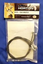 Horton #ST075 ICAD Cable VI Crossbow