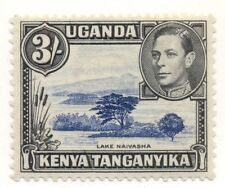 KENYA UGANDA TANGANYIKA #82a Mint Hinged, Scott $50.00