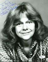 Estelle Parsons Jsa Coa Hand Signed 8x10 Photo Authenticated Autograph