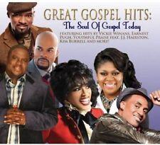 CD de musique soul pour Gospel