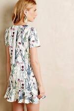 NEW Anthropologie Womens Dress Wandflower Jacquard Tunic Sam Lavi  $288 Sz Large