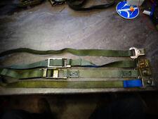 Bundeswehr LKW MAN Unimog Wolf Iltis Abspannen Riemen Zarges