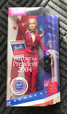 Barbie The White House Project Barbie for President 2004 No.G6175