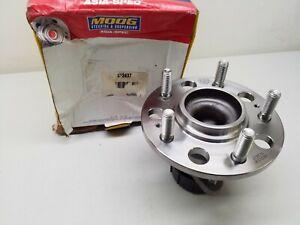 512437 MOOG Cont. 1 Wheel Bearing, Hub Assembly W/O Abs