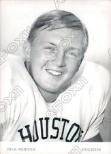 1969 Houston Cougars Football Player All American Guard Bill Bridges Press Photo