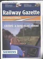 Railway Gazette International - March 2012
