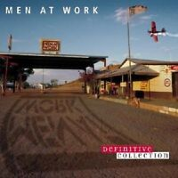 """MEN AT WORK """"DEFINITIVE COLLECTION"""" CD NEUWARE"""