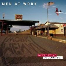 "Men at work ""définitive COLLECTION"" CD NEUF"