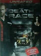 Paul W.S.Anderson's DEATH RACE (2008) Unrated 2 Versions Jason Statham SEALED