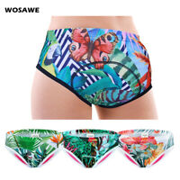 Ladies Cycling Underwear Shorts Gel Padded Bike Briefs Bicycle Underpants Gifts