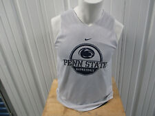 VINTAGE NIKE PENN STATE NITTANY LIONS BASKETBALL REVERSAL PRACTICE XS JERSEY