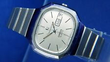 VINTAGE Omega Constellation Megaquartz Orologio al Quarzo 32 kHz 1970s NEW OLD STOCK