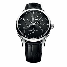 Maurice Lacroix MP6508-SS001-330 Men's Masterpiece Silver-Tone Automatic Watch