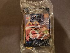 2010 McDonald's Star Wars Clone Wars Captain Rex #2 Toy Figure Sealed In Bag