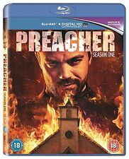 Preacher Complete Series 1 Blu Ray All Episode First Season Original UK Rele NEW