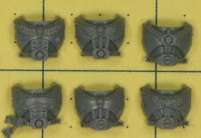 Warhammer 40K Space Marines Assault Squad Torso Fronts