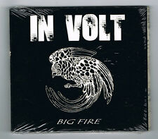 IN VOLT - BIG FIRE - 12 TRACKS - 2014 - NEUF NEW NEU