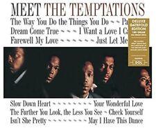 The Temptations - Meet The Temptations: Early Singles & B-Sides [New Vinyl] UK -