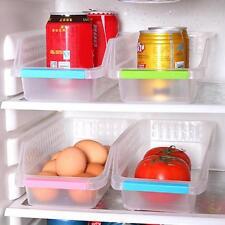 New Storage Drawer Container Fridge Pantry Food Box Kitchen Organizer Rack Hot