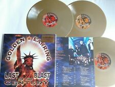 LP GOLDEN EARRING Last Blast Of The Century (3LP) (Re) GOLD VINYL - MOVLP2773