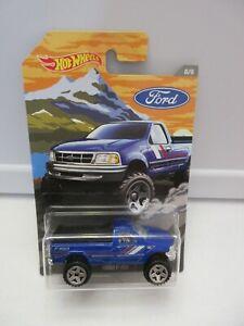 Hot Wheels Ford F-150 8/8