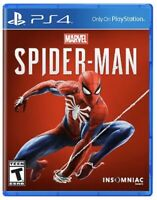 Marvel Spider-Man PS4, PlayStation 4 Game T-kids Avengers Spiderman