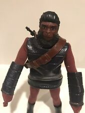 Mego Planet Of The Apes Soldier Ape W/ Lizard Skin Tunic & Gloves- 1971- Beauty