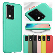 For Samsung Galaxy S20 Ultra S10 Plus A51 Case Soft TPU Slim Shockproof Cover