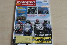 164749) 25 Jahre BMW GS - Motorrad Reisen Sport 09/2005