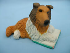 Collectable 1994 M.E.G. Collie Dog Ornament