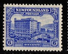 #150 Newfoundland Canada mint never hinged  well centered
