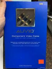 AUVIO Component Video Cable 6 Foot