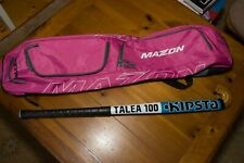 MAZON COMBO HOCKEY BAG (holds gear and stick) AND HOCKEY STICK