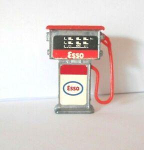 1970's ESSO vintage toy petrol pump Barton's Toys