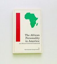 The African Personality In America: An African-Centered Framework Paperback Book