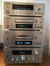 Teac AV H500D Stereo Surround Hi Fi System DVD Tape Integrated Amplifier Tuner