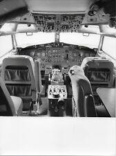 AIR FRANCE~ BOEING B.747~COCKPIT~~