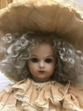 French Bru Jne 14 Titianna Antique Reproduction Doll 20""