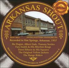 Arkansas Shout by Various Artists (CD, Nov-2001, Jazz Oracle)