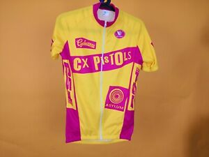 CYCLOCROSS.COM RARE VERMARC SPORT Cycling Shirt Size S Jersey Camiseta Cycle