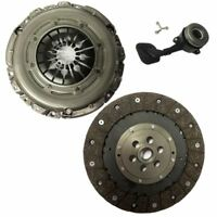 CLUTCH KIT AND CSC FOR A SACHS DMF FITS FORD FOCUS SALOON 1.8 TDCI